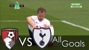 Video: Bournemouth vs Tottenham Hotspur 1- 4 LIVE All Goals & Highlights Resume & Goles HD